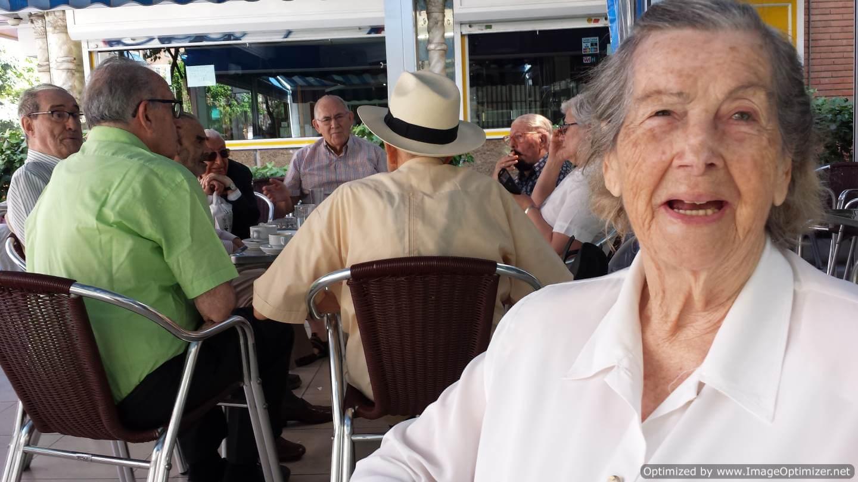 Tecología para personas mayores