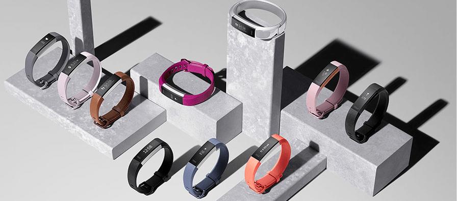 Colores de la pulsera de actividad Fitbit Alta HR
