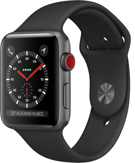 Foto del Apple Watch 3